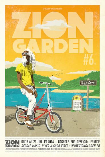 Zion Garden 2016