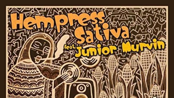 Hempress Sativa feat. Junior Murvin - No Retreat Extended Mix [7/9/2018]