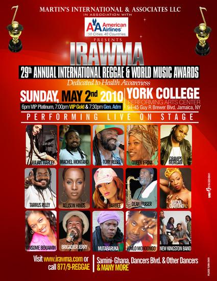 IRAWMA 2010
