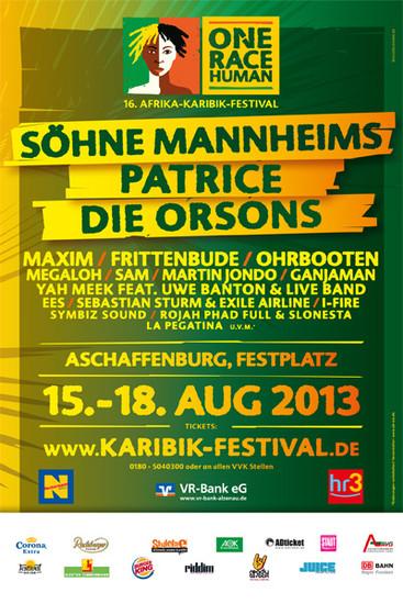 Afrika Karibik Festival 2013
