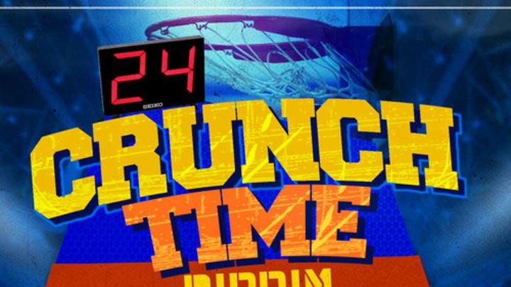 Crunch Time Riddim Mix [8/23/2014]