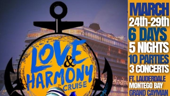 Love & Harmony Cruise 2018 Mixtape [12/19/2017]