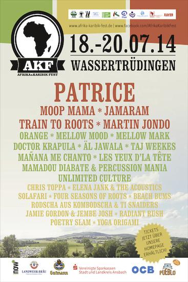 Afrika Karibik Fest 2014