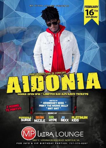Aidonia 2-16-2019