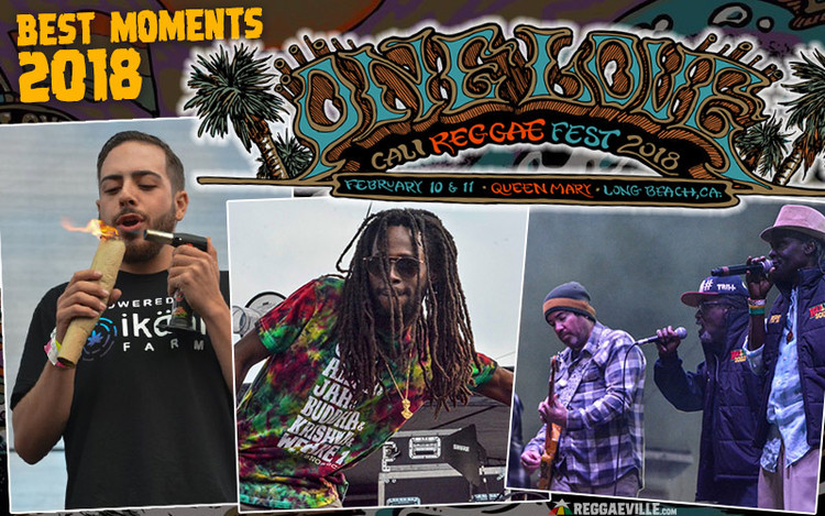 Best Moments... One Love Cali Reggae Fest 2018