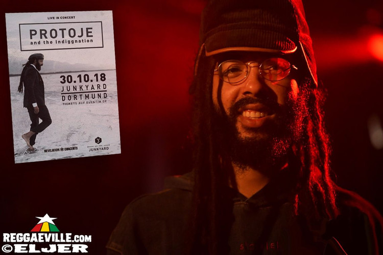Protoje & The Indiggnation plus Biga Ranx