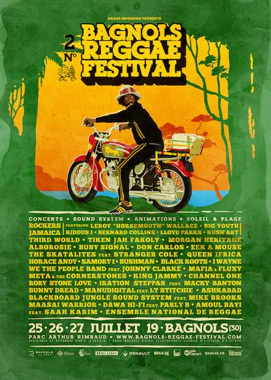 Bagnols Reggae Festival 2019