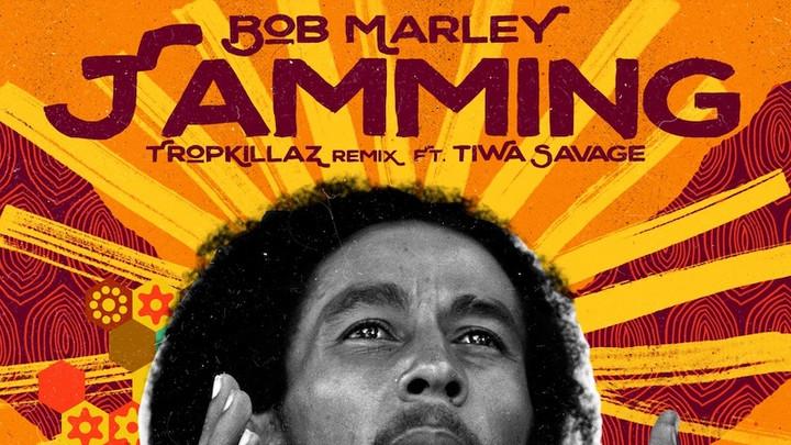 Bob Marley & The Wailers feat. Tiwa Savage - Jamming (Tropkillaz Remix) [2/19/2021]