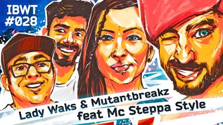Lady Waks & Mutantbreakz feat. Mc Steppa Style - Hot Ting [3/15/2018]