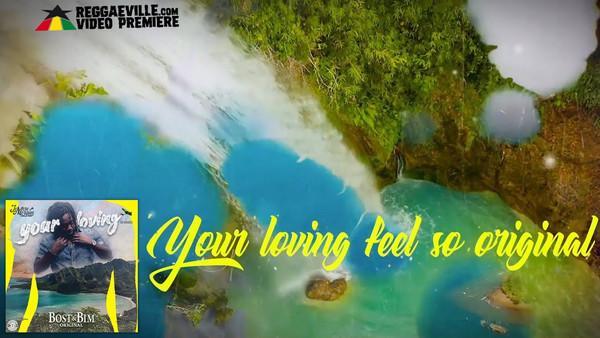 Jemere Morgan x Bost & Bim - Your Loving (Lyric Video)