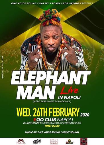 Elephant Man 2-26-2020