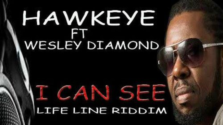 Hawkeye feat. Wesley Diamond - All I Can See [2/19/2015]