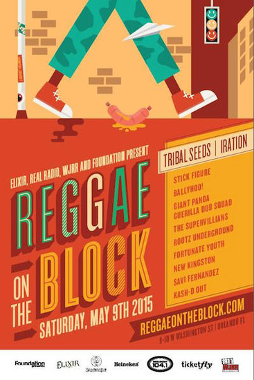 Reggae On The Block 2015