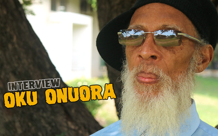 Oku Onuora - The 'I've Seen' Interview