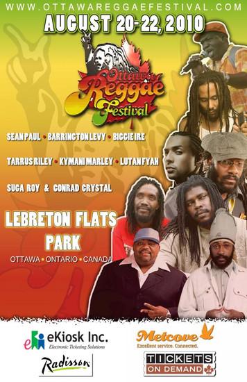 Ottawa Reggae Festival 2010