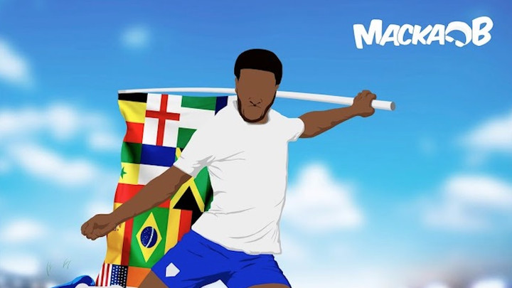 Macka B - Kick Racism Out Of Football [5/10/2019]