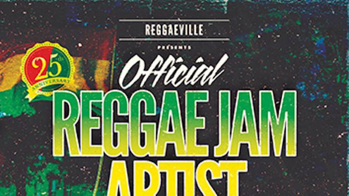 Reggae Jam 2019 - Official Artist Mix (Blessed Love Sound & Sensi Movement} [7/18/2019]