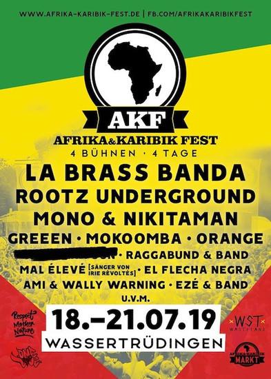 Afrika Karibik Fest 2019