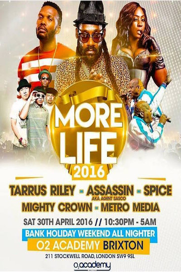 More Life 2016