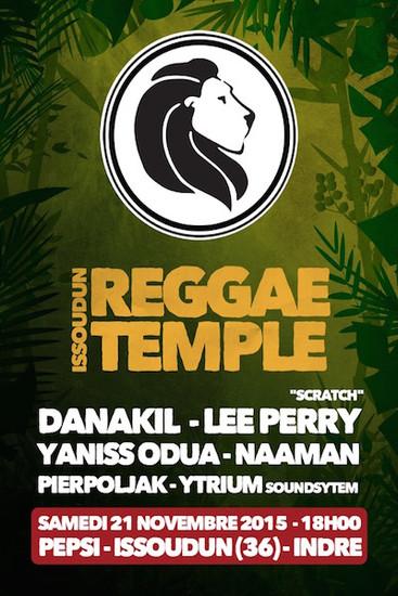 Issoudun Reggae Temple 2015