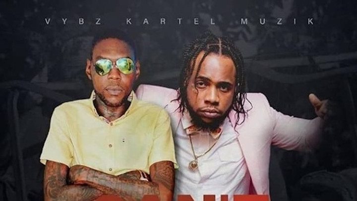 Squash feat. Vybz Kartel - Can't Be The Same [2/17/2019]