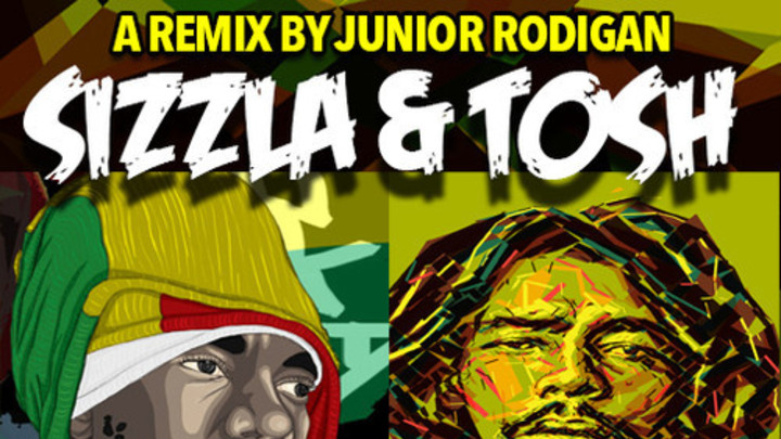 Sizzla & Peter Tosh - Bomboclaat Haffi Get Ah Beatin (A Junior Rodigan Remix) [12/29/2014]