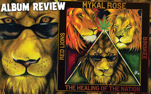 Album Review: Mykal Rose - The Healing Of The Nation