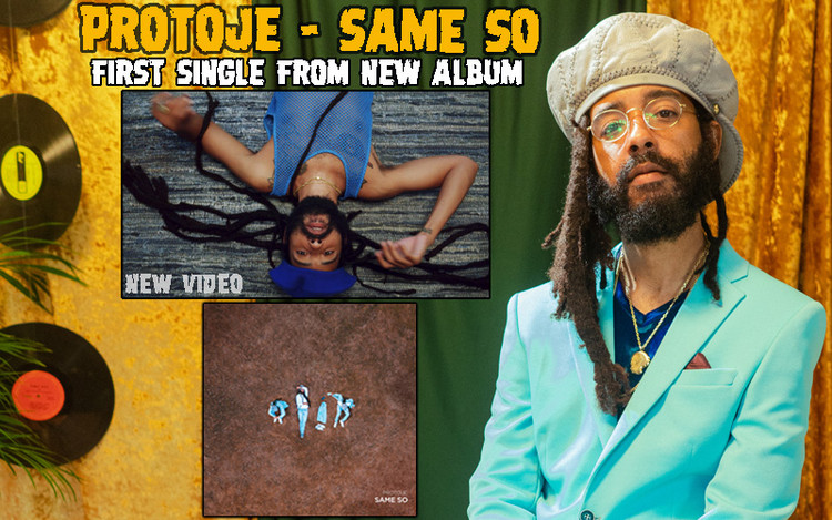 Same So - Protoje Reveals First Single & Video From New Album