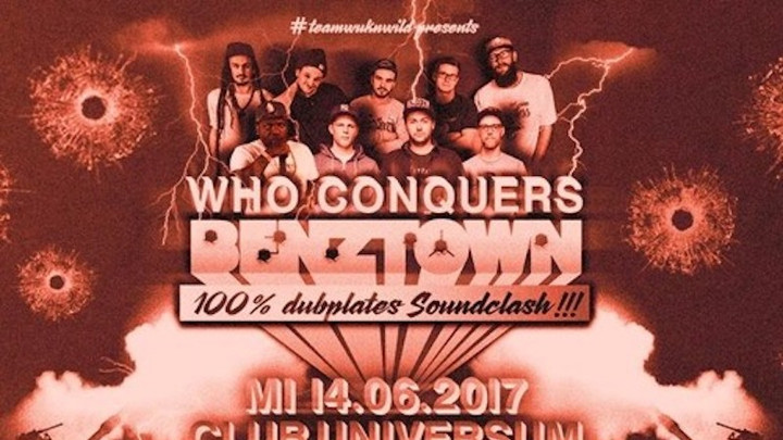 Who Conquers Benztown - Soundclash |100% Dubplates (Full Audio) [6/15/2017]