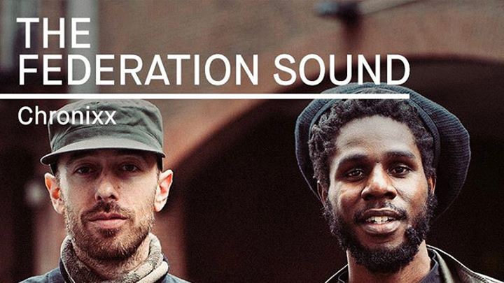 Chronixx @ The Federation Sound - Red Bull Radio [3/15/2017]