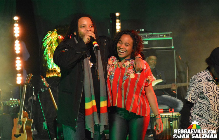 Stephen Marley with special guest Mystic Marley