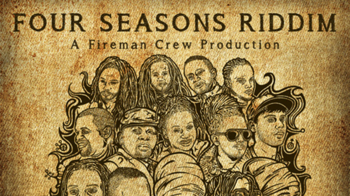 Four Seasons Riddim (Megamix) [9/12/2014]