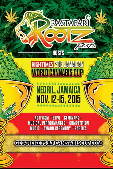 High Times World Cannabis Cup 2015