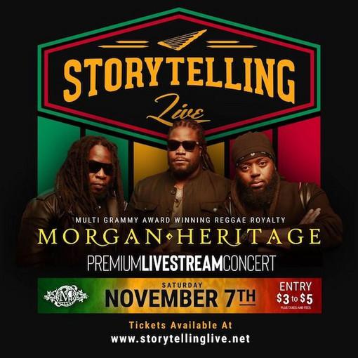 Morgan Heritage 11-7-2020