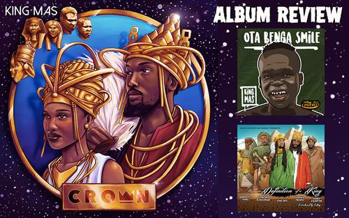 Album Review: King Mas - Crown