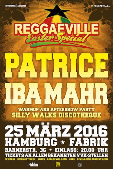 Reggaeville Easter Special - Hamburg 2016