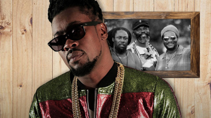 Beenie Man feat. The Meditations - Woman Is Like A Shadow [10/30/2020]