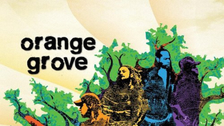 Orange Groove - White Daisy [6/12/2009]