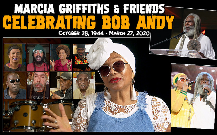 Marcia Griffiths & Friends - Celebrating Bob Andy