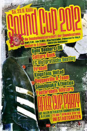 Sound Cup 2012