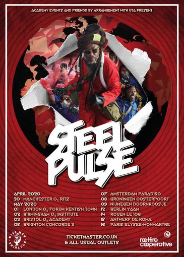Steel Pulse 04-30-2020
