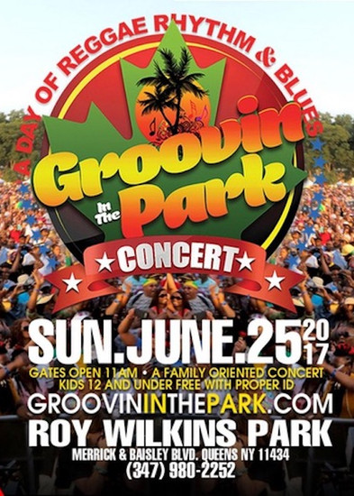 Groovin In The Park 2017