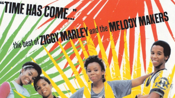 Ziggy Marley & The Melody Makers - Children Playing In The Streets [1/1/1988]