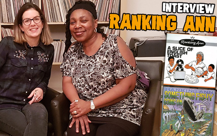 Ranking Ann Interview - Career, Lyrics & Struggle as Strong Woman
