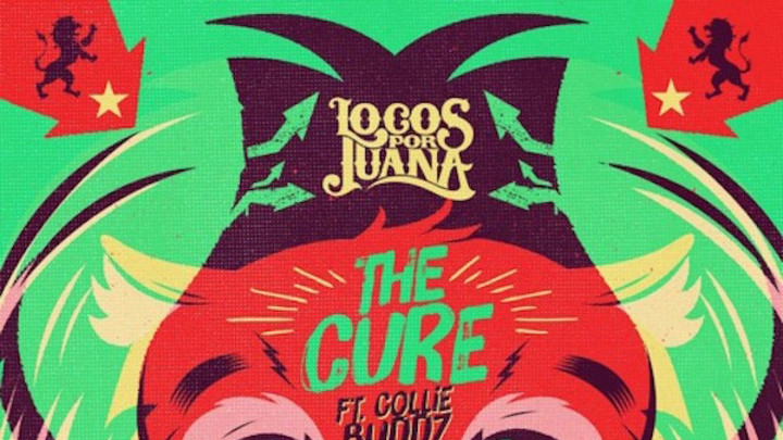 Locos Por Juana feat. Collie Buddz - The Cure (MAAHEZ Remix) [9/2/2016]