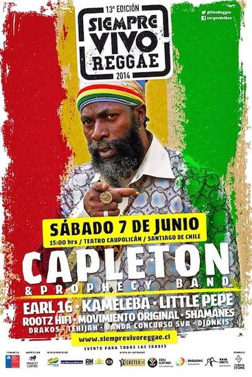 Siempre Vivo Reggae 2014