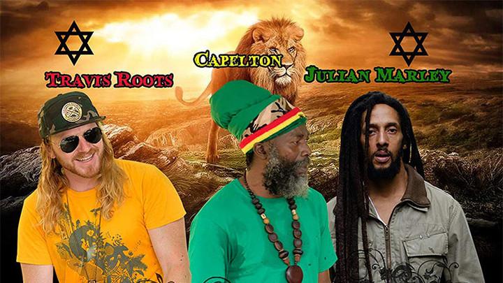 Travis Roots feat. Julian Marley & Capleton - Uplift [8/30/2019]