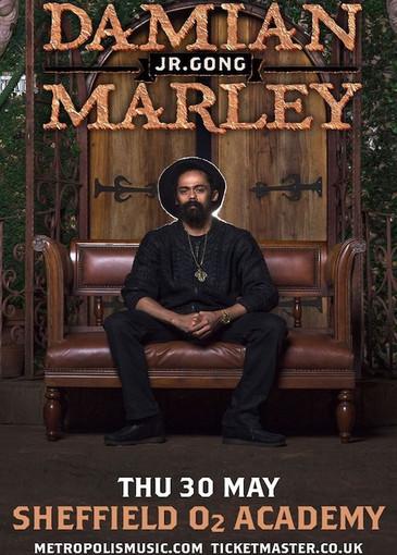 Damian Marley 5-30-2019