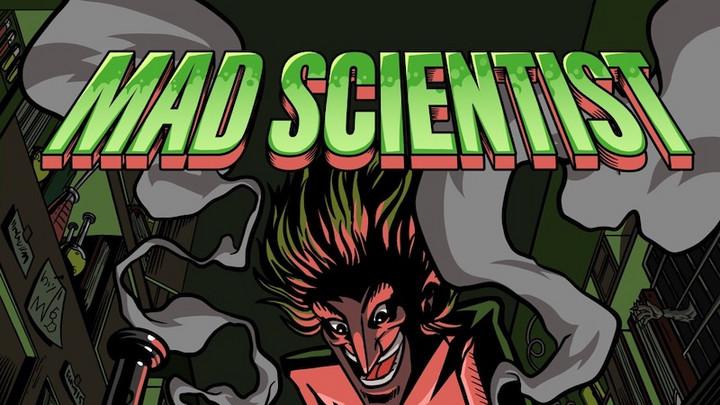 Tarrus Riley feat. I Wayne - Mad Scientist [4/26/2020]