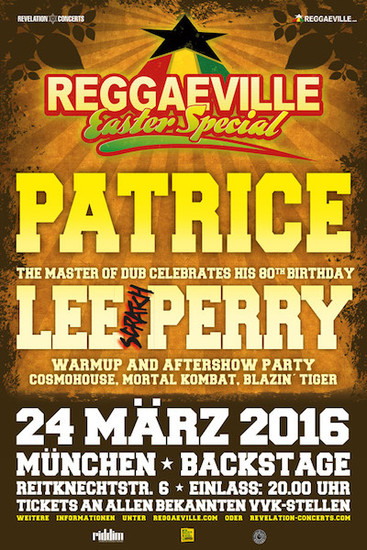 Reggaeville Easter Special - Munich 2016
